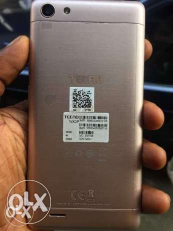 Extremely clean Tecno WX3 (A week old) Surulere - image 2