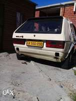 Golf mk1 full body spares
