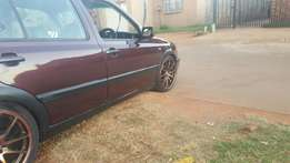 Golf3 gti still clean and low km