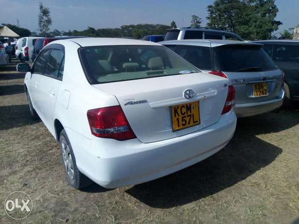 Toyota AXIO auto 1500cc fully TRADE IN accepted Langata - image 1