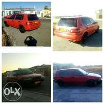 Toyota tazz conquest