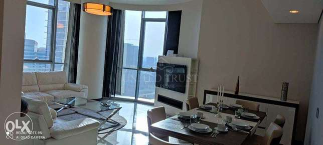 For rent apartment in juffair fontana fully furnished