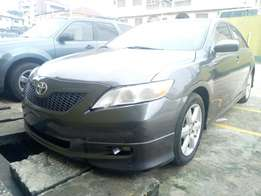 2008 model Toyota Camry clean tokunbo