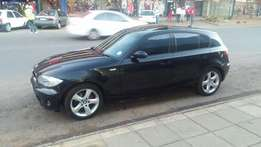 I wana sale or swop my 1 series with e90 or golf 5 or so,ething bigger