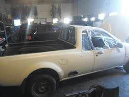 2005 Ford Bantam spares available