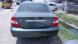 Toyota Camry, buy and drive, everything is working perfectly, 2004.