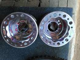 """Brand new OMF 9"""" rear rims to fit Yamaha"""