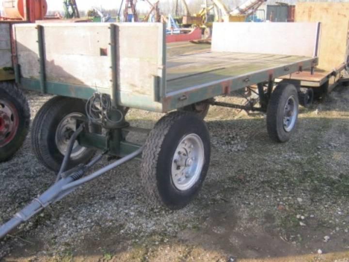 boerenhooiwagen tractor