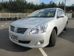 Toyota premio brand new car