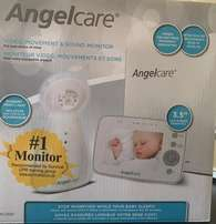 Angelcare AC1300 Video, Movement and Sound Monitor
