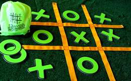 Garden naughts and crosses