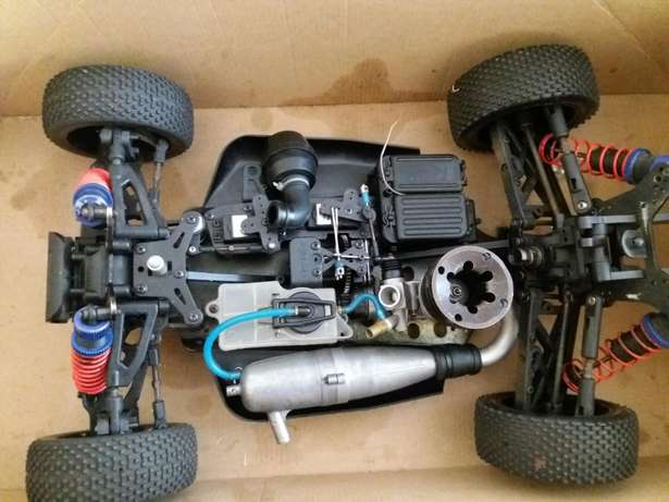 Nitro rc sell for spares Middelburg - image 4