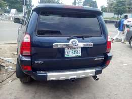 Toyota 4runner 2005 model for sale