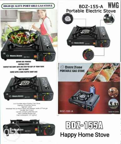 Portable 2 in 1indoor and outdoors gas stove