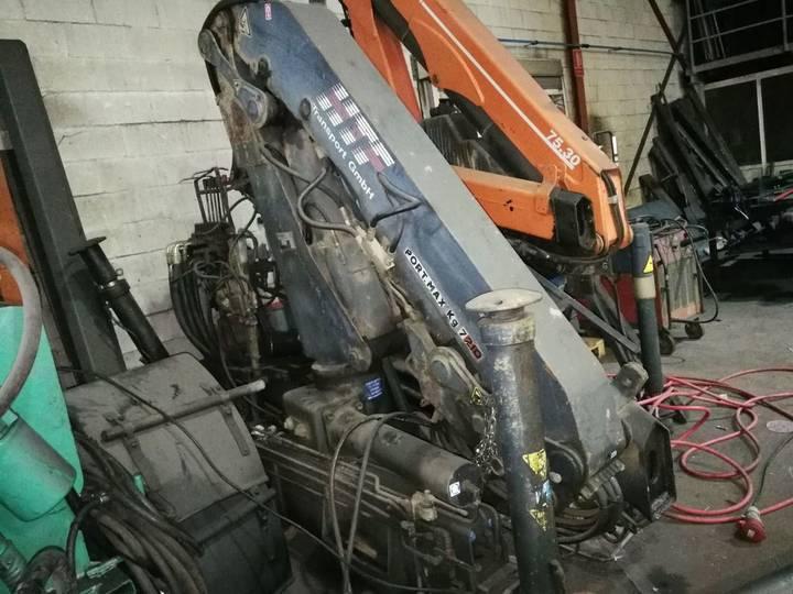 Copma C1530/ 4 loader crane