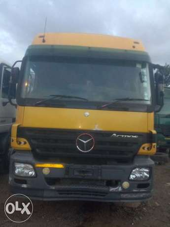 Quick sale! Mercedes Actros 2544 KBN available at 2.6m asking price! Nairobi CBD - image 2