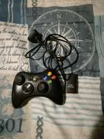 Xbox remote with charge kit