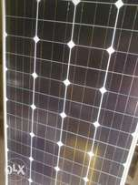 Perfectly working used monocrystalline solar panel is for sale