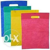 Non woven bags & polypropylene bags at wholesale prices