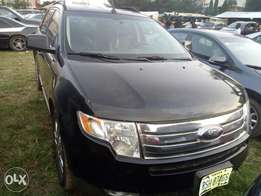 Ford edge limited 2008 model