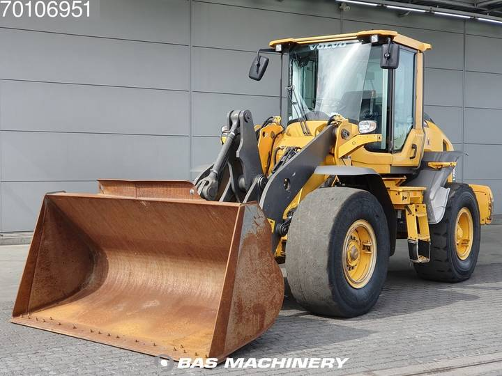 Volvo L70H Nice and clean machine - - 2015