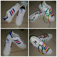 Addidas sneakers available n sizes 40 and 42