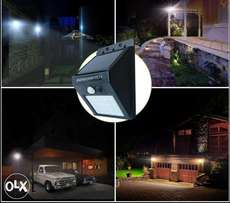 LED solar garden lights..4watts