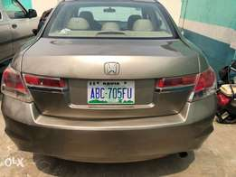 Super neat cheap nigeria registered Honda Accord xle