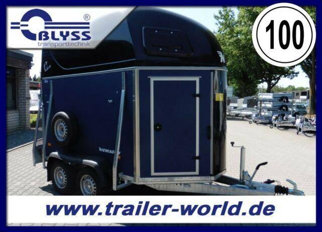 NIEWIADOW AKTION! Pferdeanhanger Reserverad 310x174x230cm