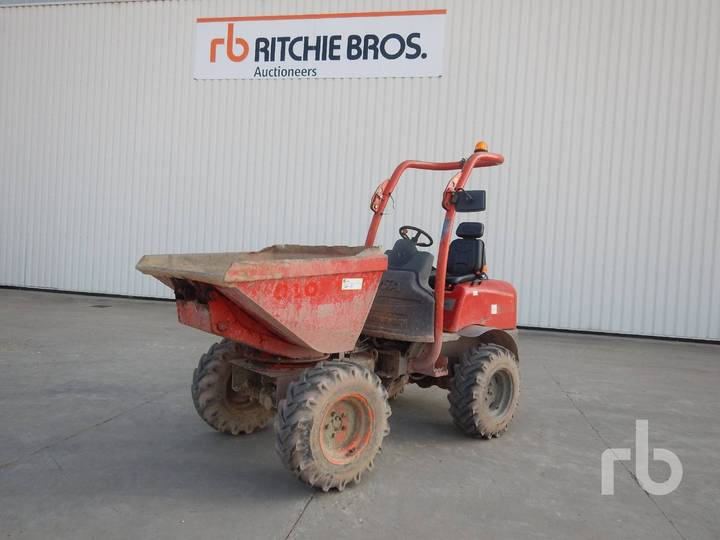 Ausa D150AHG 4x4 Swivel - 2011