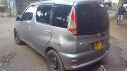 Toyota fun cargo for sale