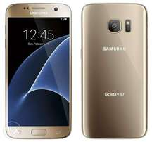 New Samsung Galaxy s7 (Gold)
