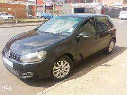 2009 model vw golf 6 for sale