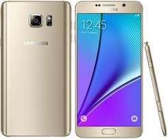 Samsung Galaxy Note 5 singel 64GB at sh 49,000/ brand new sealed phone
