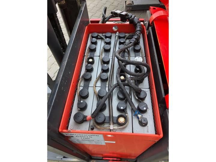 Jungheinrich EKS 110 L 100 E Pallettruck - image 4