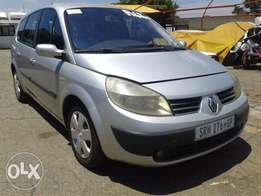 am selling my renault scenic 2004 for 49000 negotiable