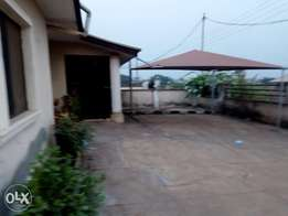 3 bedroom flat to let at afrostuff estate for 450k