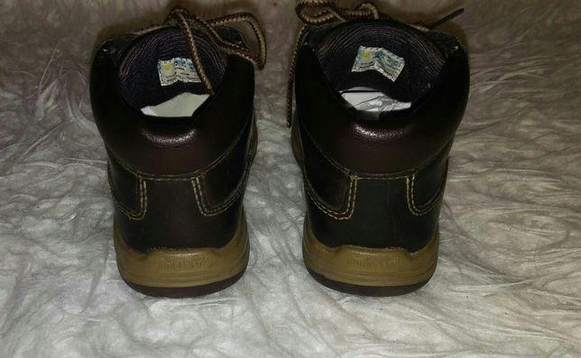 Timberland buty chłopięce trapery rozm.25 brązowe Warszawa