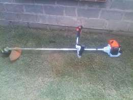Brush cutters and chainsaw for hire