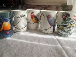 Maxwell Williams Birds of Australia cups
