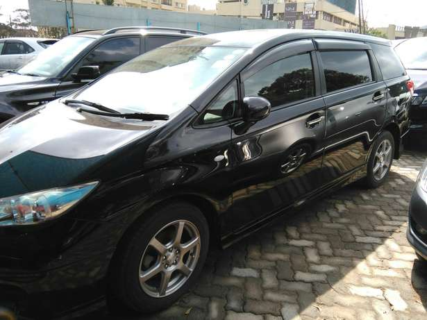2009,1800cc,black Noah fully loaded,with back camera,alloy rims KCH. Lavington - image 4