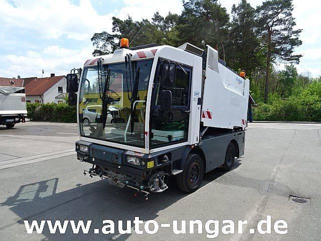 Schmidt Cleango Compact 400 Kehrmaschine / Laubsauger - 2008