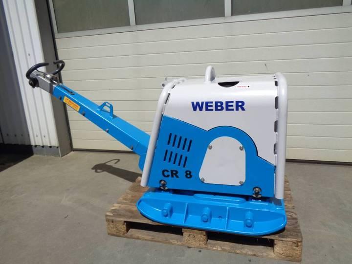Weber Cr 8 - 2004