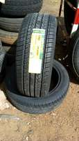 Brand new 215/55r17 tyres
