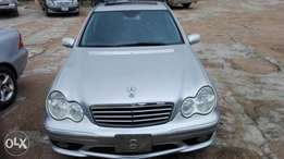 Fresh off boat , Mercedes Benz 2006 model, sport edition