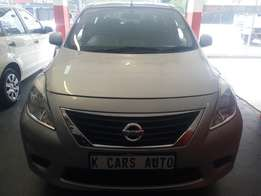 2014 Nissan Almera 1.5 with 56000Km in Excellent Condition