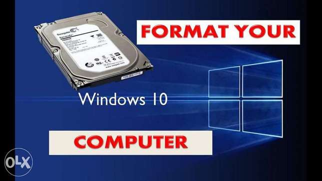 Pc and laptop format