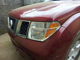 Super Clean 2005 Nissan Pathfinder Tokunbo