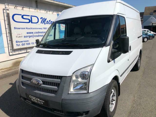 Ford Transit 2.2TDCI 330M L2H2 EURO 5 SIDEDOORS X2 B - 2011