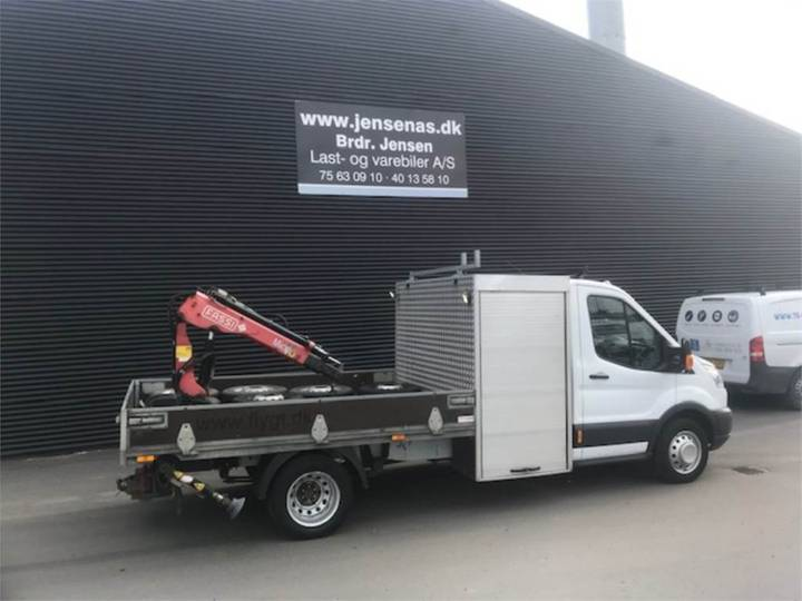Ford Transit 350 L3 Chassis - 2015